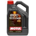 Моторное масло MOTUL 8100 ECO-CLEAN 5W-30 (Канистра 5л)