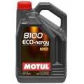 Моторное масло MOTUL 8100 ECO-NERGY 0W-30 (Канистра 5л)