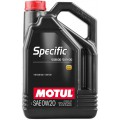 Моторне масло MOTUL SPECIFIC 508 00 509 00 0W-20 (Каністра 5л)