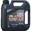 Моторное масло Liqui Moly Optimal 10W-40 (Канистра 4л)