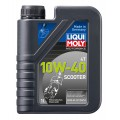 Моторне масло Liqui Moly Motorbike 4T 10W-40 Scooter (Каністра 1л)