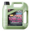 Моторное масло Liqui Moly Molygen New Generation 10W-40 (Канистра 4л)