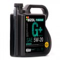 Моторное масло BIZOL Green Oil+ 5W-20 (Канистра 4л)