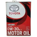Моторное масло Toyota Diesel Oil DL1 0W-30 (Канистра 4л)