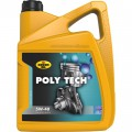 Моторне масло Kroon Oil POLY TECH 5W-40 (Каністра 5л)