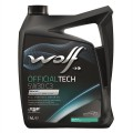 Моторное масло Wolf Officialtech 5W-30 C3 (Канистра 4л)