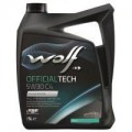 Моторне масло Wolf Officialtech 5W-30 C4 (Каністра 5л)