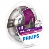 Лампа Philips H1 Vision Plus, 12V 55W (12258VPS2)