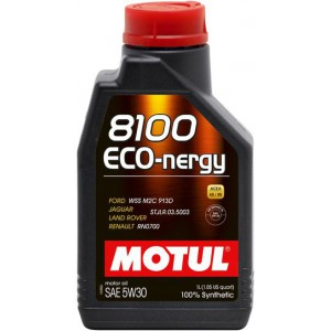Моторное масло MOTUL 8100 ECO-NERGY 5W-30 (Канистра 1л)