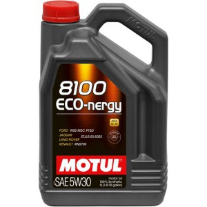 Моторне масло MOTUL 8100 ECO-NERGY 5W-30 (Каністра 5л)