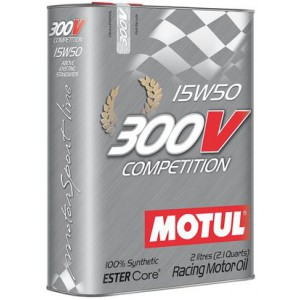 Моторне масло MOTUL COMPETITION 15W-50 (Каністра 2л)