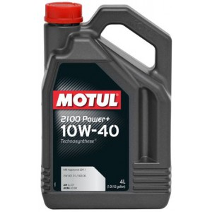 Моторное масло MOTUL 2100 POWER+ 10W-40 (Канистра 4л)