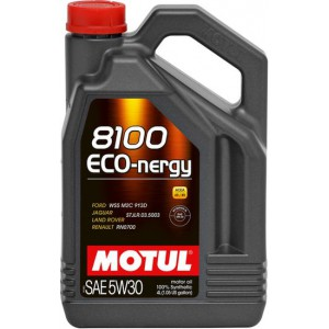 Моторне масло MOTUL 8100 ECO-NERGY 5W-30 (Каністра 4л)