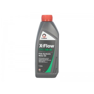 Моторное масло COMMA XFLOW G 5W-40 SYNT (Канистра 1л)